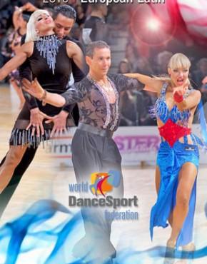 2015 WDSF European Championship Latin
