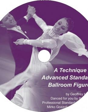 A Technique Of Advanced Standard Ballroom Figures CD