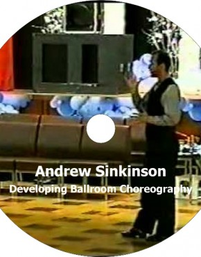 Andrew Sinkinson - Developing Ballroom Choreography