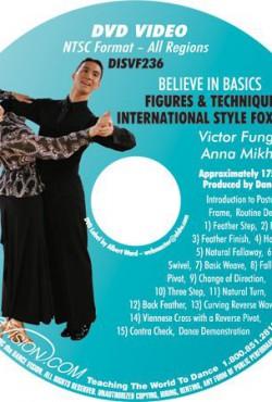 Believe in Basics Foxtrot