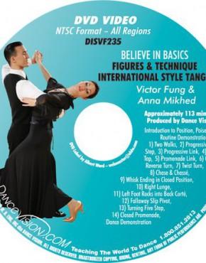 Believe in Basics Tango