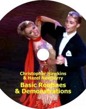 Christopher Hawkins & Hazel Newberry - Basic Routines & Demonstrations