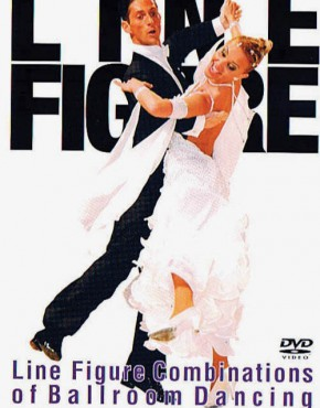 Michele Bonsignori and Monica - Line Figure Combinations of Ballroom Dancing