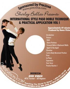 Technique & Practical Application Vol. 1 Paso doble