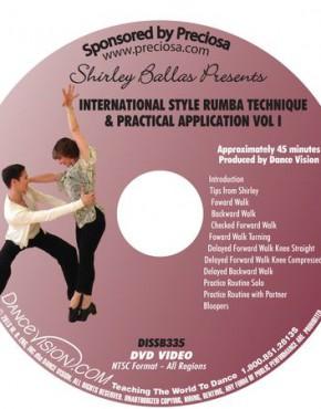 Technique & Practical Application Vol. 1 rumba