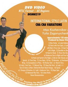cha cha Variations - Maxim Kozhevnikov & Yulia