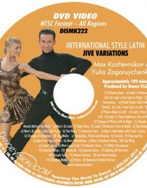 jive Variations - Maxim Kozhevnikov & Yulia