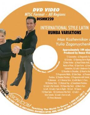 rumba Variations - Maxim Kozhevnikov & Yulia