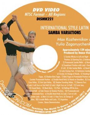 samba Variations - Maxim Kozhevnikov & Yulia