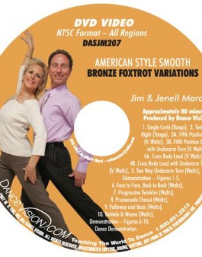 American Smooth - Bronze Foxtrot Variations