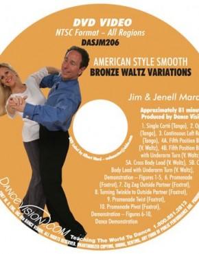 American Smooth - Bronze Waltz Variations