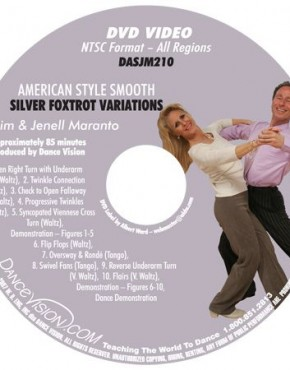 American Smooth - Silver Foxtrot Variations
