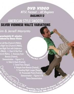 American Smooth - Silver Viennese Waltz Variations