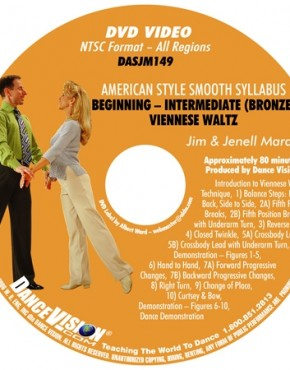 American Smooth Syllabus - Viennese Waltz Bronze