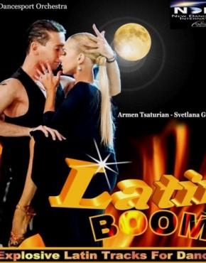 COVER 1 - LATIN BOOM
