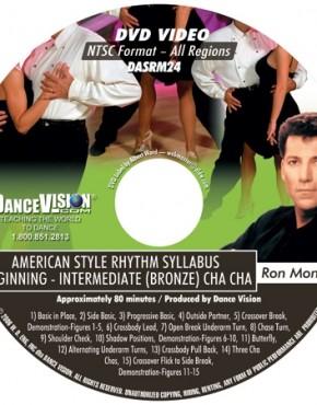 Cha Cha Bronze Syllabus - Ron & Karla Montez