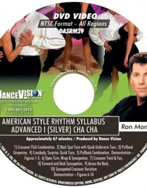 Cha Cha Silver Syllabus - Ron & Karla Montez