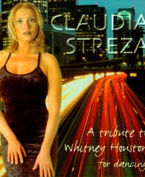 Claudia Streza - A Tribute To Whitney Houston For Dancing