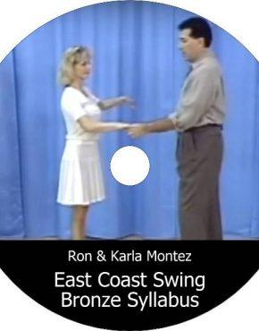East Coast Swing Bronze Syllabus - Ron & Karla Montez