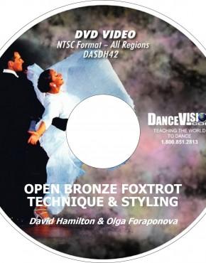 Fox Trot Bronze Technique & Styling - Hamilton