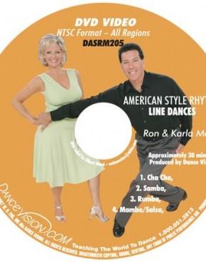 Line Dances - Ron Montez
