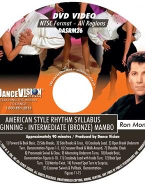Mambo Bronze Syllabus - Ron & Karla Montez