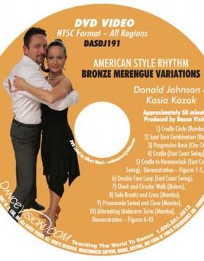Merengue Bronze Variations - Johnson