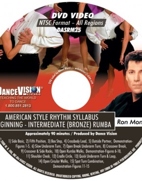 Rumba Bronze Syllabus - Ron & Karla Montez