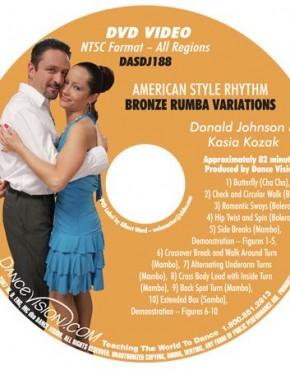 Rumba Bronze Variations - Johnson