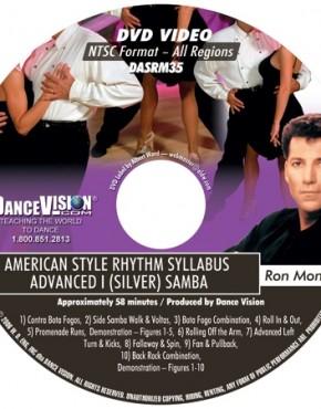Samba Silver Syllabus - Ron & Karla Montez