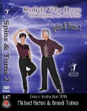 Spins & Turns 2 - Michael Kiehm & Brandi Tobias