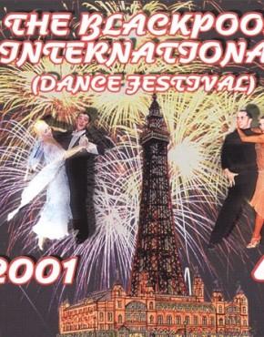 The Blackpool International Dance Festival 2001 vol.4