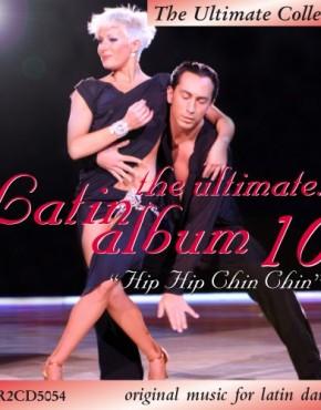 The Ultimate Latin Album 10