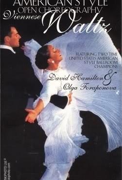 Viennese Waltz Silver & Gold Open Choreography – Hamilton