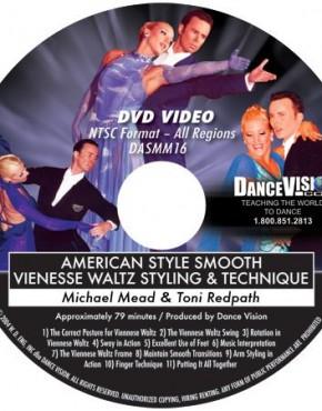 Viennese Waltz Styling & Technique - Michael Mead & Toni Redpath