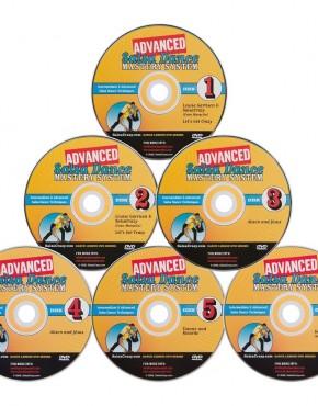 Advanced Salsa Mastery System 6 DVD