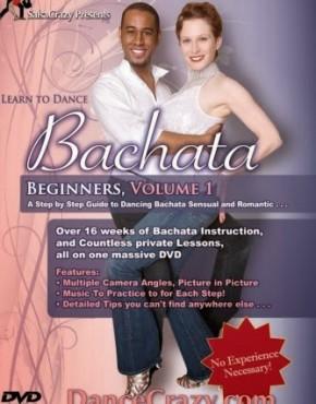 Bachata Beginner Level I - By Alison Hurwitz