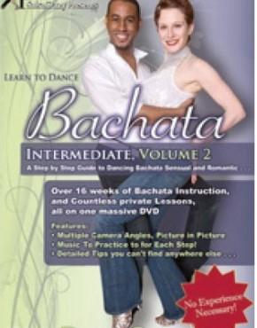 Bachata Intermediate - By Alison Hurwitz