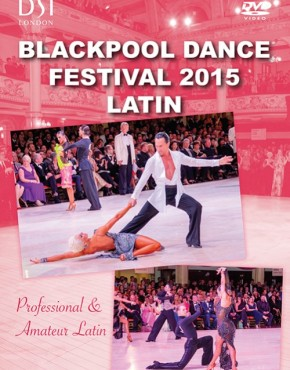 Blackpool Dance Festival 2015 la