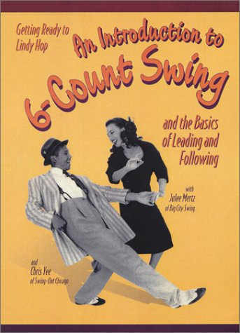 East Coast Swing Count Swing With Leading Following Principles By Mertz Yee on Foxtrot Steps
