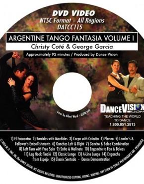 Fantasia 1 - Christy Cote & George Garcia