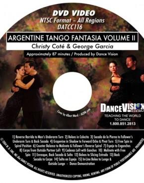 Fantasia 2 - Christy Cote & George Garcia