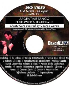 Follower's Technique - Christy Cote & George Garcia