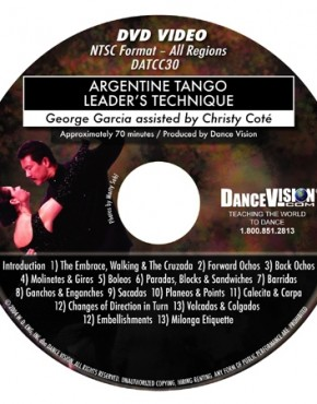 Leader's Technique - Christy Cote & George Garcia