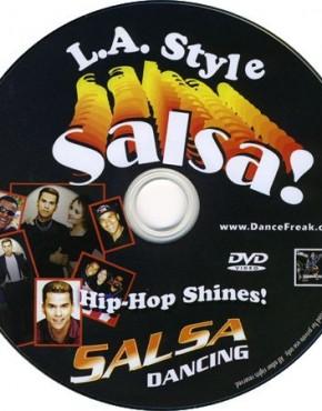 Salsa Hip Hop Shines - Espinosa