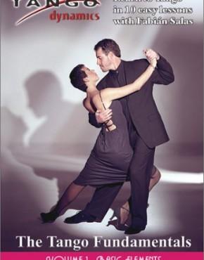 The Tango Fundamentals 1 - Basic Elements - Fabian Salas