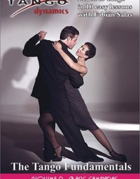 The Tango Fundamentals 2 - Basic Caminadas - Fabian Salas