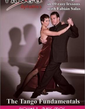 The Tango Fundamentals 3 - Basic Giros - Fabian Salas