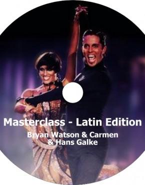 Masterclass - Latin Edition - Bryan Watson, Carmen, Hans Galke