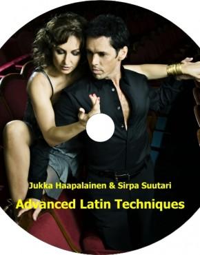 Advanced Latin Techniques - Jukka Haapalainen & Sirpa Suutari